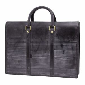 PORTER Yoshida Kaban bag 737-07942 2WAY BRIEFCASE L BlackChoco Made in Japan
