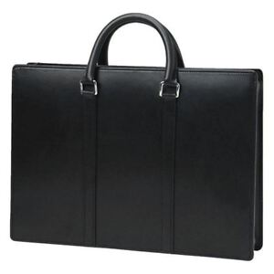 Yoshida Kaban Bag 382-02358 PORTER KURA CHIKA ORIGINAL BRIEF CASE Black Camel