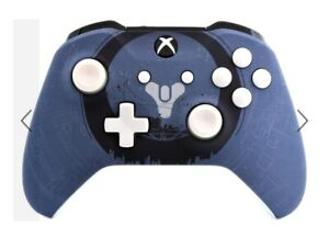Xbox One Modded Controller Destiny Edition Rapid Fire Quick Reload Drop Shot