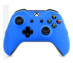 Xbox One Modded Controller Blue Rapid Fire Fast Reload Drop Shot Quick Scope