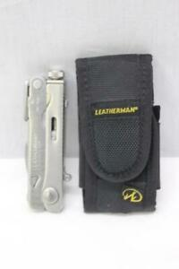 Leatherman Crunch 15 Tool Stainless Steel Multi Tool