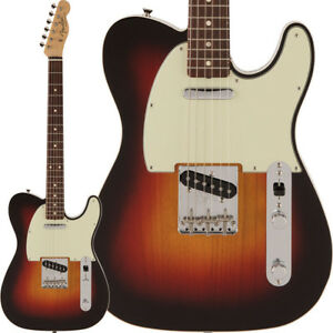 *NEW* 2018 Fender Made In Japan Limited Collection 60s Telecaster 3TS MIJ WHSC