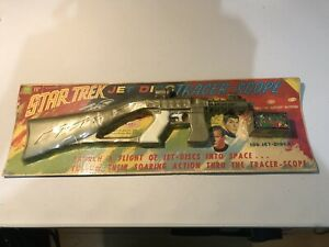 Vintage Star Trek Tracer- Scope Rifle 1968