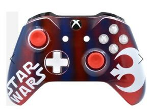 Xbox One Modded Controller StarWars Edition Rapid Fire Fast Reload Drop Shots