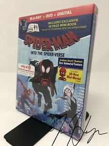 Spider-Man: Into The Spider-Verse (Target Exclusive) (Blu-ray + DVD + Digital)