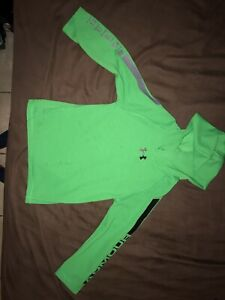 under armour hoodie 4t Green