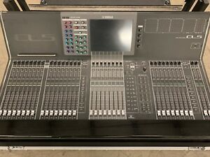 Yamaha CL5 and 2 x Rio 3224 64 input Mixing Package