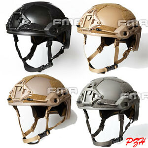 FMA Tactical Airsoft Paintball ABS MT Helmet TB1274
