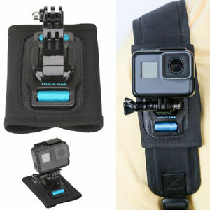 Quick Release Strap Shoulder Backpack Mount Bracket for GoPro Hero Action Camera