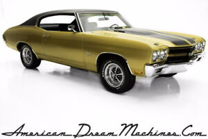 1970 Chevrolet Chevelle Real SS 396 Build Sheet 1970 Chevrolet Chevelle Real SS 396 Build Sheet Automatic