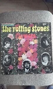 The Rolling Stones Flowers