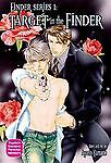Target in the Finder Vol. 1 2005 Paperback rare oop AC Manga yaoi graphic $21.99