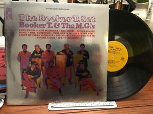 "BOOKER T amp; THE M.G.#x27;S LP ""THE BOOKER T SETquot; MINT IN SHRINK STAX STS 2009"