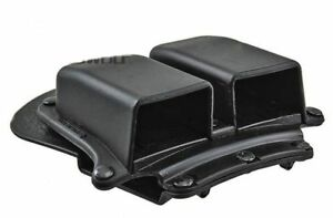 Military 6900 Paddle Double Magazine For Glock 9mm .40 Cal Mags Pouches Holders