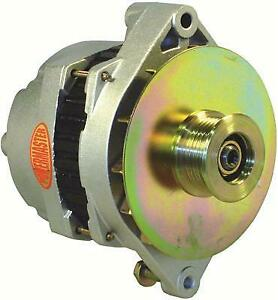 200amp Alternator GM CS 144 Style Natural Finish