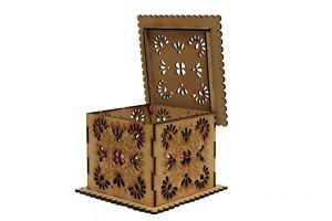 Wooden Dry Fruit Jewelry Box Gift Home Decor Serving Tray PersonalOffice Table