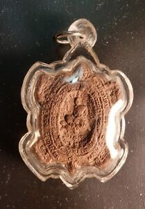 Luang Phor Liew Turtle Thailand Buddhist Temple Amulet