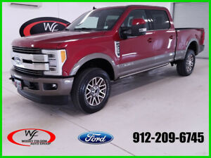 2019 Ford F-250 King Ranch 2019 King Ranch New Turbo 6.7L V8 32V Automatic 4WD Pickup Truck Moonroof