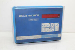 Raute WI-900 Weighting system