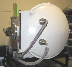 Thermal Vacuum Horizontal Space Simulation Chamber - 52