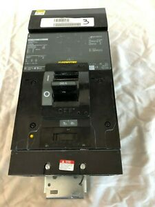 SQUARE D  3 Pole 350 Amp 600v Circuit Breaker LC36350 Green Label