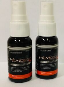 Goliathlabs Humoloid Anabolic GH Booster Build Muscle No Hgh 2 Bottles