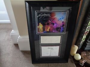JIMI HENDRIX AUTOGRAPH SIGNED LETTER ON THE FORMATION OF THE BAND OF GYPSYS