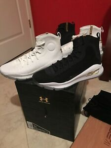 UA Curry 4 Championship Pack Extremly Limted Size 11 BRAND NEW!! Under Armour