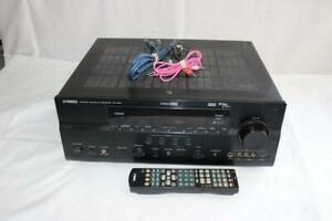 Yamaha RX-V661 Home Theater Receiver with HDMI Switching