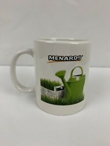Old Vtg MENARDS COFFEE CUP MUG ADVERTISING Home Improvement Hardware Store