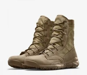 Nike SFB COYOTE BROWN 329798-990 sz 15 TACTICAL HUNTING FIELD BOOTS MILITARY