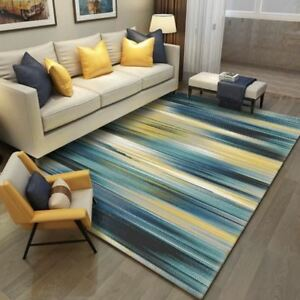 1 Pc Nordic Style Large Carpets For Living Room Bedroom Rugs Home Carpet Art Ab