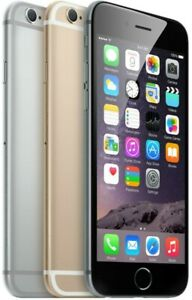 Apple iPhone 6 - 16GB  64GB  128GB - Factory Unlocked AT&T  T-Mobile  Global