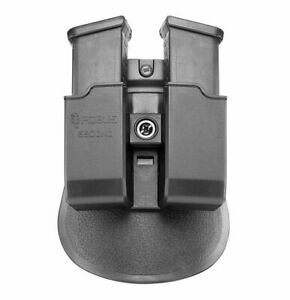 Fobus double magazine Belt Paddle mag pouch 6900-BH Glock 9mm .40 .357 .45