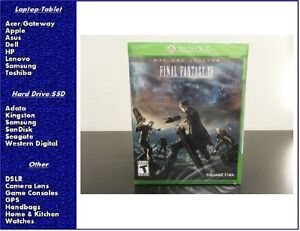Final Fantasy XV Day One Edition, Xbox One, New, Sealed