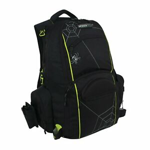 Spiderwire Fishing Tackle Backpack W 3 Medium Utility Boxes SPB006