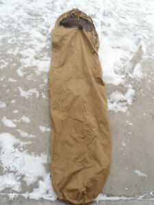 U.S.M.C. Improved Bivy Cover (coyote) USED