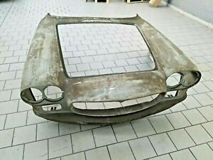 MASERATI SEBRING SERIES 2 FACTORY NOS NOSE BODY FRONT SECTION OEM 1964-67