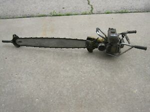 Vintage Chainsaw For Sale | Lures
