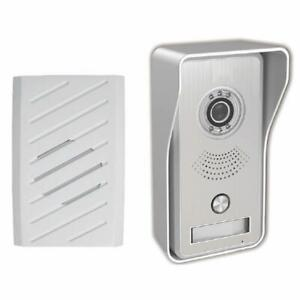 Security Wifi Video Doorbell Camera Smart Wireless iOS Android Mobile Alert NEW