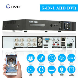 OWSOO 4CH Full 960HD1 H.264 DVR Digital Video Recorder CCTV Email Alarm T2G8