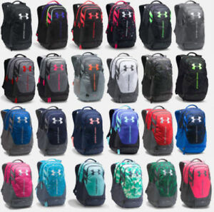 2019 HOT With Tags Under Armour Hustle UA Storm 3.0 Backpack Laptop School Bag