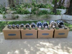 VINTAGE PENN SENATOR 160 & MORE VERY RARE 10 REEL SET ************