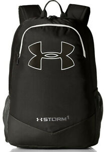 Under Armour Boys UA Storm Scrimmage Backpack 1277422 BLACK $44.99