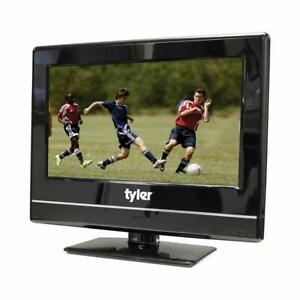 Tyler 13.3-Inch 1080P Digital LED Widescreen TV with Full HD Support HDMI USB