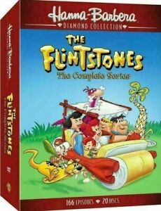 The FLINTSTONES Complete Series Collection on DVD Seasons 1-6 Season 1 2 3 4 5 6