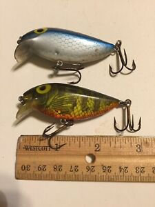 Storm Pre Rapala Rattlin' Thin Fin Lures Lot Of Two