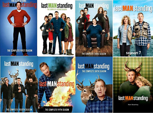 LAST MAN STANDING Complete Series DVD Seasons 1-6 Season 1 2 3 4 5 6 (18 Disc)