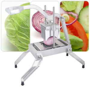 Commercial Manual Onion Fruit Vegetable Cutter Slicer Cutting Machine forkitchen