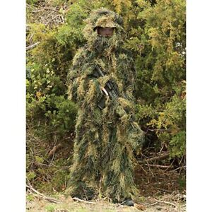 Red Rock 5-Piece Ghillie Suit Woodland - X-Large2X-Large  (RR70915XLXXL)